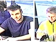 CCTV plea by cops after pizza shop hate crime