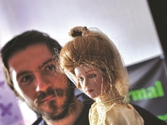 'I want haunted doll to attack me'