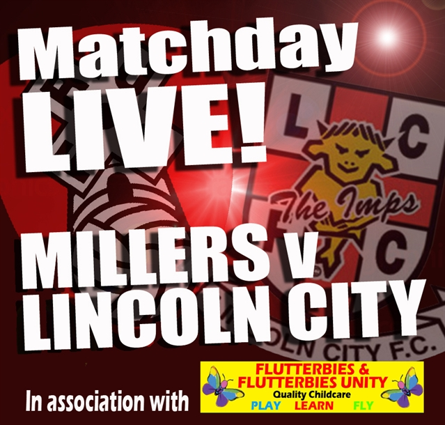 MATCHDAY LIVE: Rotherham United v Lincoln City