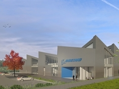 Planning permission for Boeing Rotherham plant