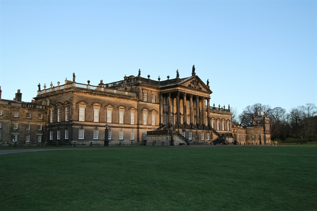 Wentworth Woodhouse seals three-year, £750,000 National Trust backing