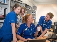 Open day for new generation of NHS nurses