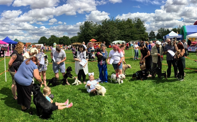 Summer gala is animal magic in Conisbrough