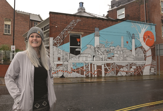 New mural to celebrate Rotherham's history