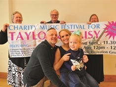 Music festival to help raise cash for youngsters' treatment