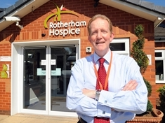 Rotherham Hospice chief executive quits