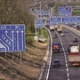 Slip roads to be closed on M1 near Rotherham