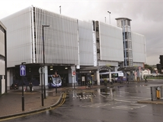 Man talked down from roof of Rotherham Interchange
