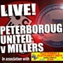 MATCHDAY LIVE: Peterborough United v Rotherham United