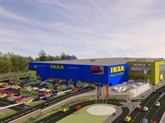 Date set for opening of new Ikea store
