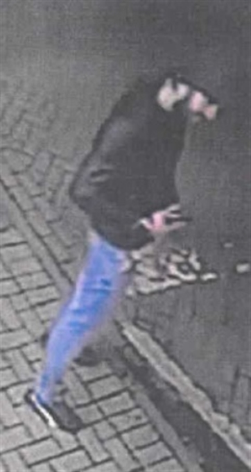 Racist thug attacked pensioner in Wombwell