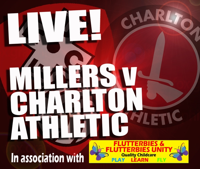 MATCHDAY LIVE: Rotherham United v Charlton Athletic