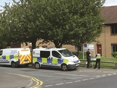 Three arrested for murder after body found in Rotherham flat