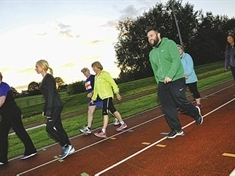Beginners invited to join Couch to 5K