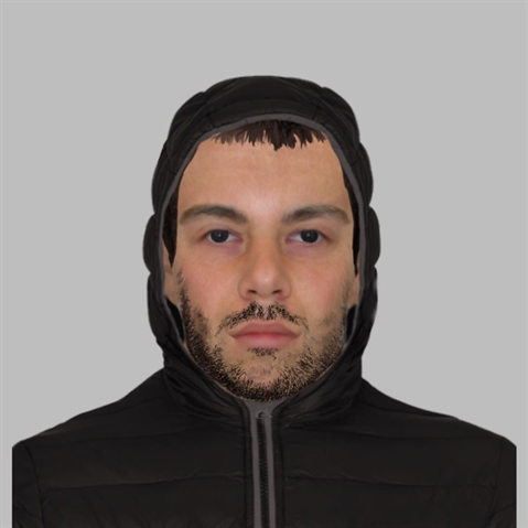 E-fit of man who attacked schoolgirl in Blackburn woods