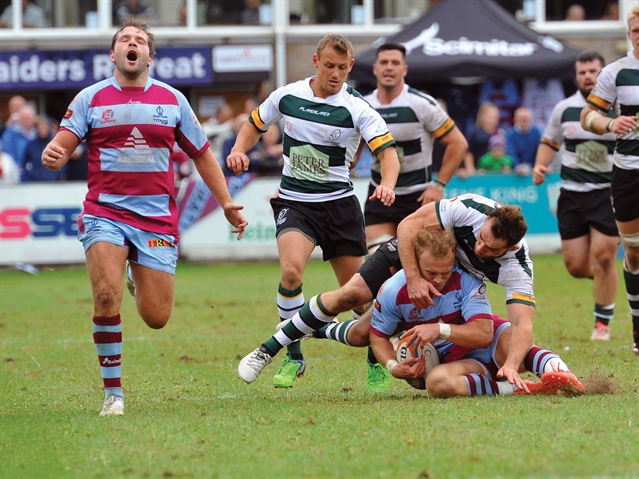Titans regroup for Donny test