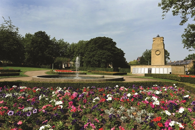 Rotherham's Clifton Park up for national award for seventh year