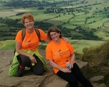 Charity trek of a lifetime for Rotherham's Debra and Angela