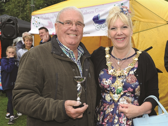 PHOTO GALLERY: Petrolheads recognised at Rotherham Show