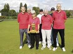 Wickersley beat clubmates in final