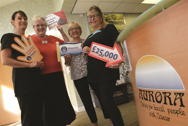 Mexborough cancer charity given grant to offer beauty treatments to patients