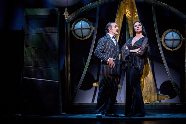 THEATRE REVIEW: The Addams Family at Sheffield Lyceum