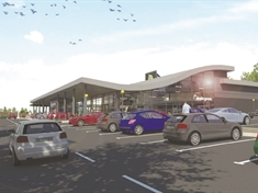 Plans in for £40 million motorway services near Brinsworth