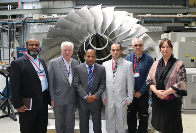 AMRC copy planned for Middle East