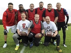 Non-contact American football comes to town