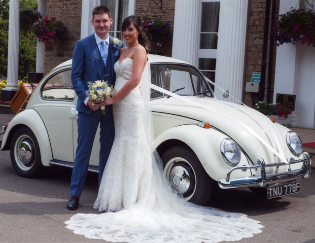 Wedding report: Ogden-Sampson