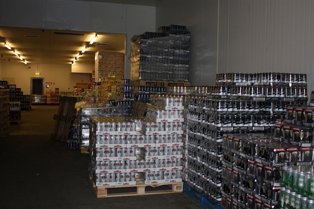 Beer smugglers jailed for 19 years over £3.8m scam