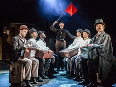 THEATRE REVIEW: Around the World in 80 Days at Sheffield Lyceum