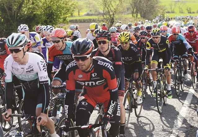 Eight areas selected to host 2018 Tour de Yorkshire