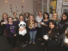 Coffee, cake and a winter wonderland for Rotherham kids