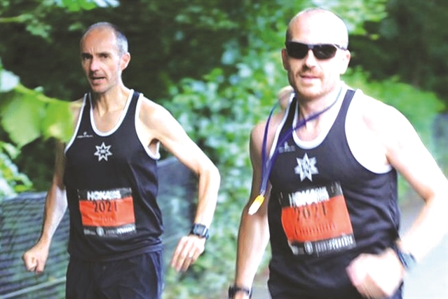 Loch Ness marathon for Harriers