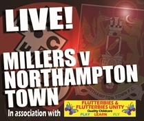 MATCHDAY LIVE: Rotherham United v Northampton Town