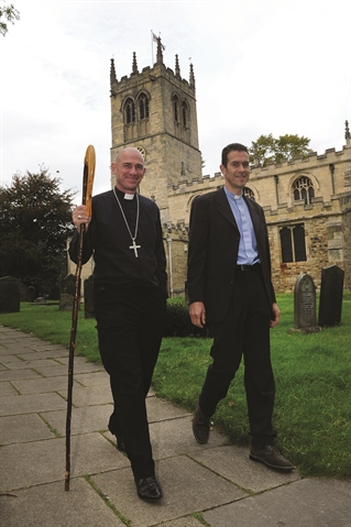 When the Bishop came to Conisbrough