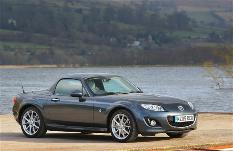 MOTORS REVIEW: Mazda MX-5 Power Shift