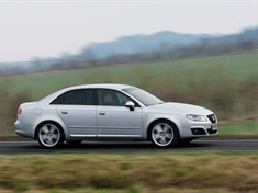 MOTORS REVIEW: SEAT Exeo SE TDI