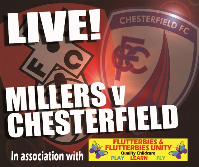 CHECKATRADE TROPHY LIVE: Rotherham United v Chesterfield