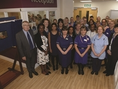Sexual health service officially opened in Rotherham