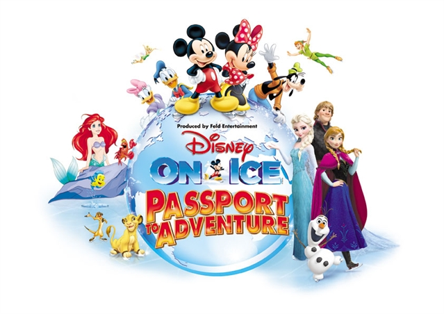 WIN: A family ticket to Disney On Ice presents Passport to Adventure