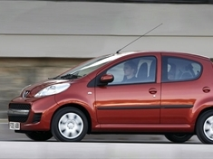 MOTORS REVIEW: Peugeot 107