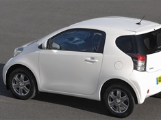 MOTORS REVIEW: Toyota IQ