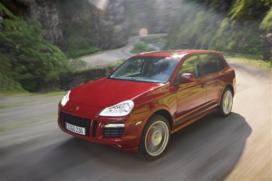 MOTORS REVIEW: Porsche Cayenne GTS