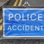 Heavy traffic after two-vehicle collision at Greasbrough