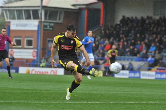 MATCH REPORT: Happy away day for Millers at Rochdale