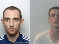 Prolific burglars jailed for ten years