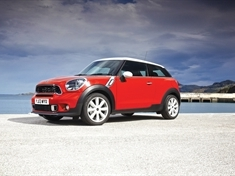 MOTORS REVIEW: MINI Paceman Cooper S
