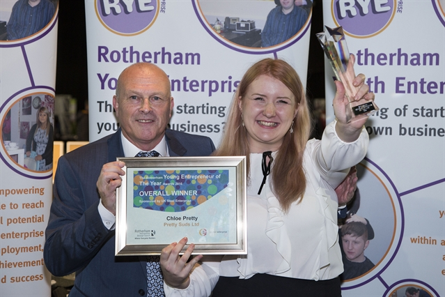 Deadline looming in hunt for Rotherham's best new businesses